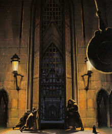 HP3 ENTRANCE DOOR