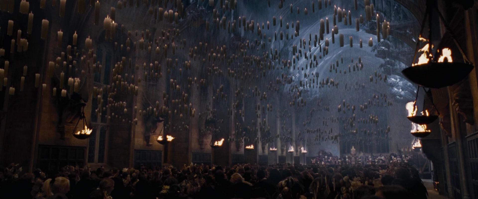Enchanted Ceiling Harry Potter Wiki Fandom