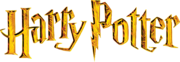 Harry Potter logo render 2