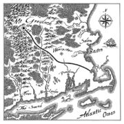 Mapa do Greylock