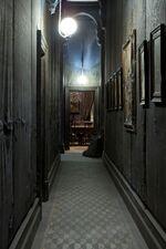 Przedsionek Grimmuald Place 12