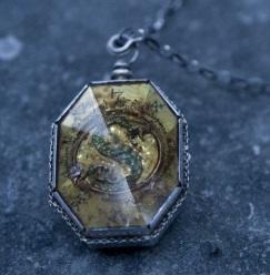 Salazar Smygard medaljong