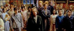 Gryffindor common room 1993
