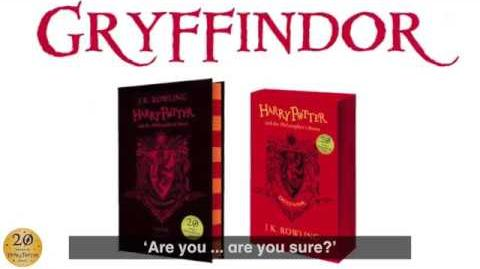Harry Potter House Editions - Levi Pinfold talks about illustrating the new covers