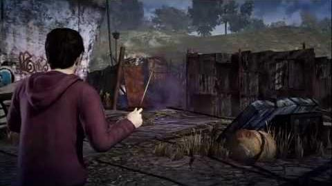 """Harry Potter and the Deathly Hallows """"E3 2010"""" Gameplay Trailer"""