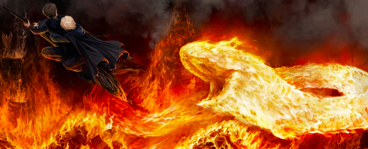 Battle For Magic: Hand of Fire
