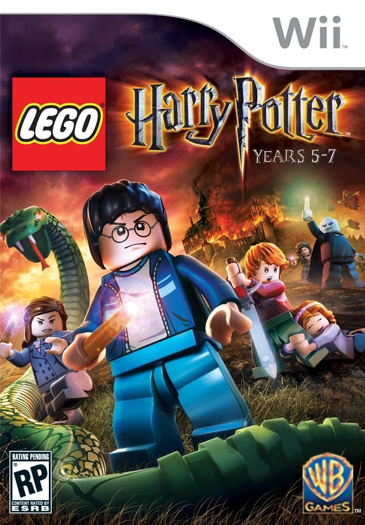 Lego Harry Potter Years 5 7 Harry Potter Wiki Fandom Powered By