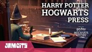 Electronic Press Kit Jam City Launches Harry Potter Hogwarts Mystery