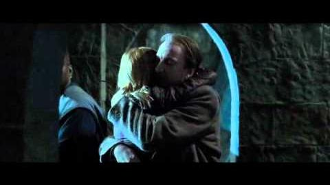 Remus and Tonks (Deathly Hallows Part 2 - Extended Scene)