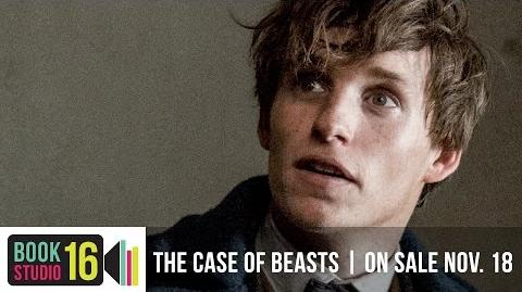 The Case of Beasts- Explore the film Fantastic Beasts and Where to Find Them
