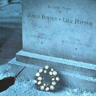 Tomba di Lily e James Potter