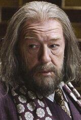 Young Albus Dumbledore