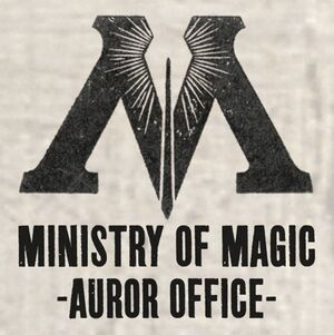 Auror Office Logo