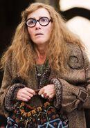 Trelawney in despair