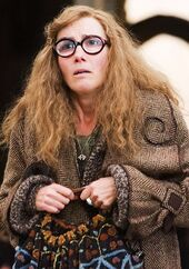 Trelawney in despair