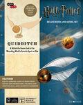 IncrediBuilds Квиддич Как снимали любимый спорт волшебников Обложка Insight Editions 2016