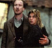 Remus + Tonks Ehepaar