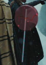 Blood-Flavoured Lolipop