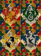 MinaLima Store - Hogwarts House Crests