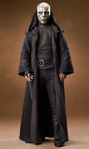 Death Eater attire PM