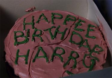 Image HagridBirthdayCakejpg Harry Potter Wiki FANDOM powered