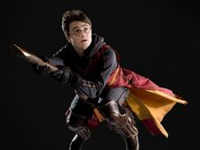 Harry Potter - Quidditch (HBP promo) 1