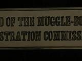 Глава комиссии по учету магловских выродков