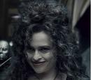 Bellatrix Lestrange's necklace