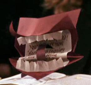 """Résultat de recherche d'images pour """"Harry Potter et l'Ordre du Phénix  Beuglante"""""""