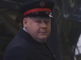 King's Cross Station guard