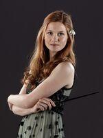 DH1 promo Ginny Weasley wand