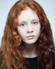 Helena Barlow by Ross Ferguson c. 2012