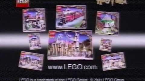 Lego Harry Potter 2001 Commercial