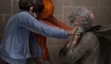 Silver Hand Betrayal