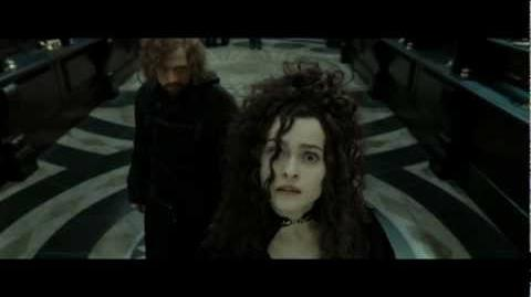 Harry Potter and the Deathly Hallows part 2 - entering Gringotts (HD)