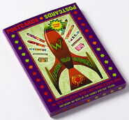 MinaLima Store - The Weasleys' Series - Postcards (Collection 3)