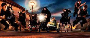 Seven Potter1 videogioco
