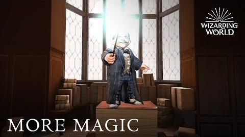 Sneak Peek of Harry Potter Hogwarts Mystery A Celebration of Harry Potter 2018