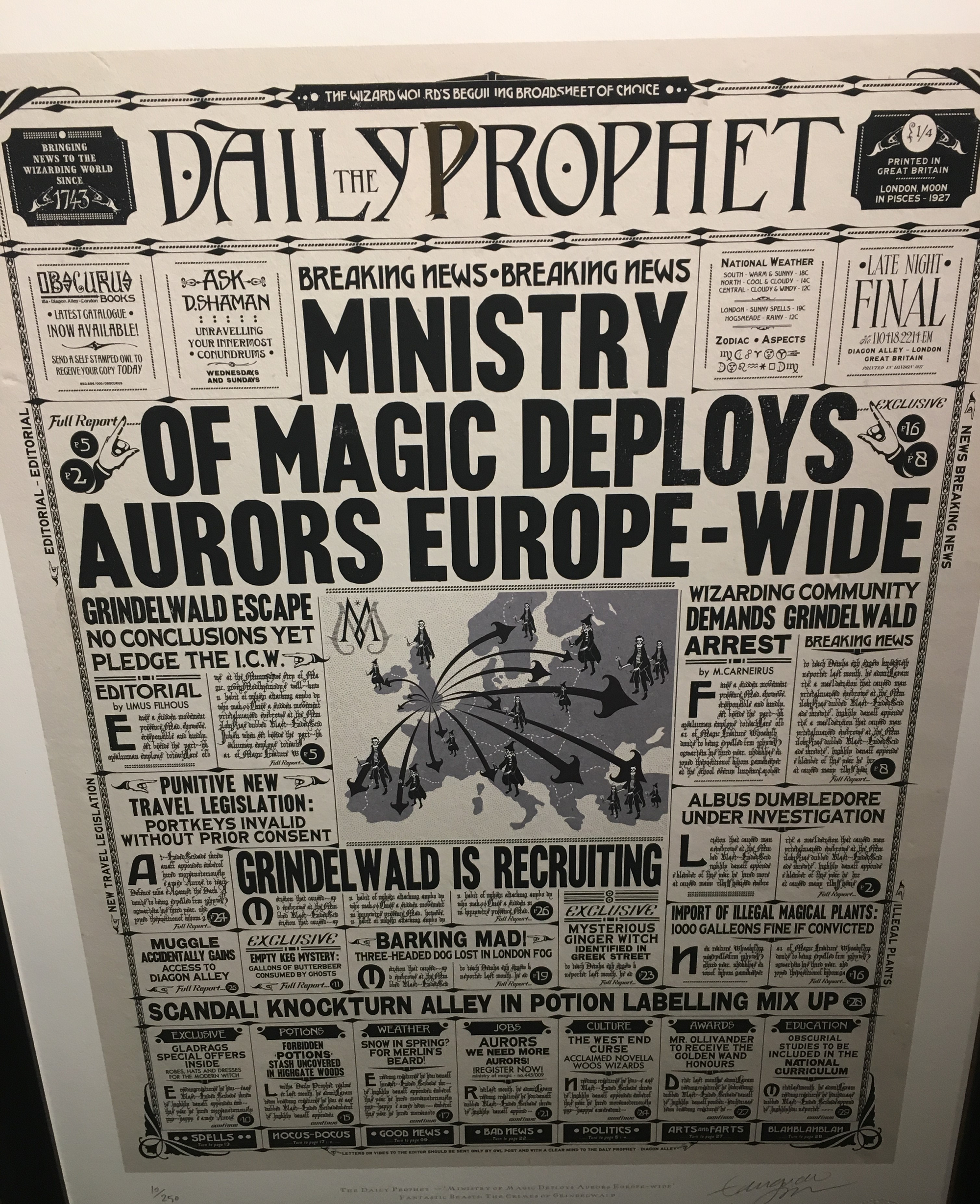 Daily Prophet articles | Harry Potter Wiki | FANDOM powered