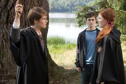 Tiago, Harry e Lílian
