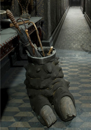 Troll Leg Umbrella Stand