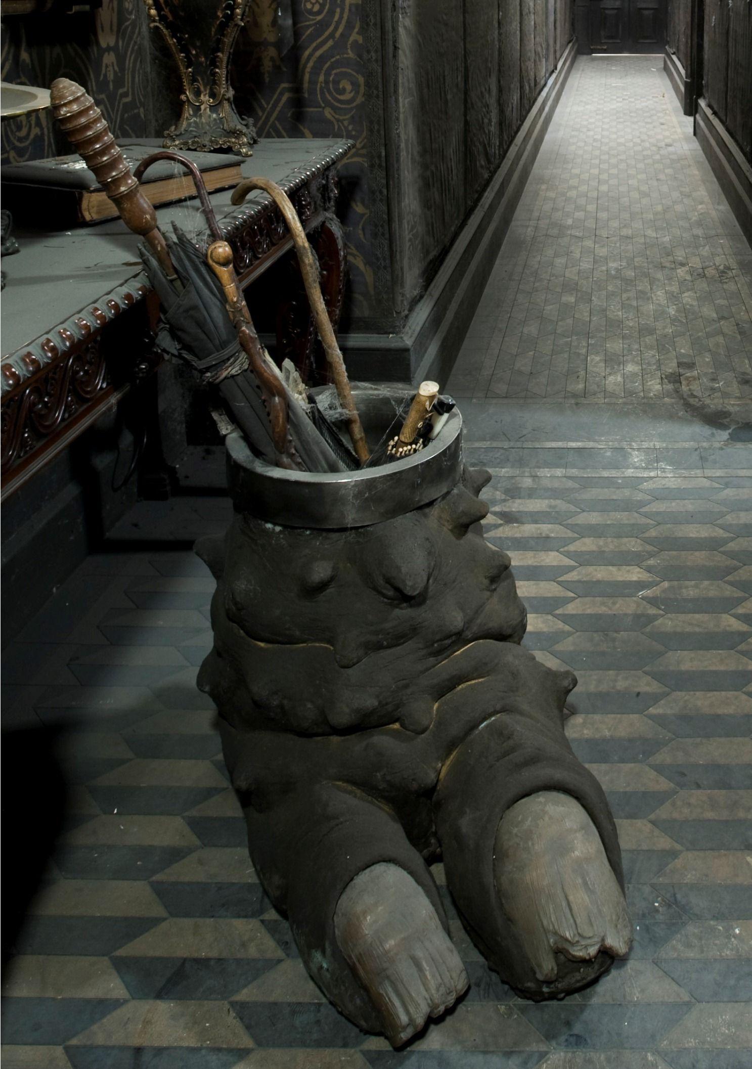 New Troll-leg umbrella stand | Harry Potter Wiki | FANDOM powered by Wikia AZ12