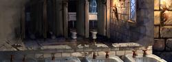 B2C9M2 Moaning Myrtle's Bathroom