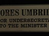Secretaris-Generaal van de Minister van Toverkunst