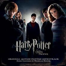 Harry Potter ja Feeniksin kilta (ääniraita)