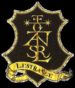 Lestrange Wappen