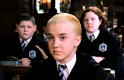 Millicent, Draco, Crabbe