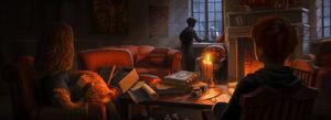 Pottermore Pokoj wspolny Hedwiga