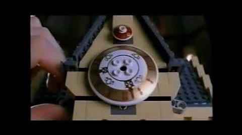 Lego Harry Potter 2004 Harry Potter and the Prisoner of Azkaban Commercial