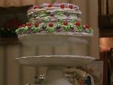 Petunia Dursley's pudding
